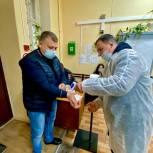 Сослан Такаев проголосовал