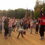 Более 400 человек пришли на открытые спортивные тренировки в Нижегородской области