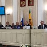 На сессии регионального парламента депутаты внесли изменения в закон о бесплатной юридической помощи