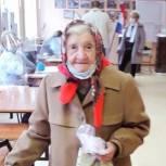 100-летняя жительница Самарской области приняла участие в голосовании