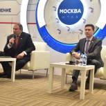 Петр Толстой: Можно говорить об уверенной победе кандидатов «списка Собянина»