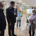 Общественная мониторинговая группа проверила в Павловском Посаде работу избирательных участков