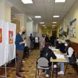 Избирательные участки Королева работают в штатном режиме