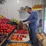 В Королеве депутат-единоросс провел мониторинг цен на «борщевой набор»