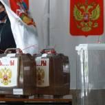 В целом по Уралу «Единая Россия» по предварительным данным получает более 45% голосов