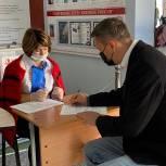 Проголосовал за системное, поступательное развитие нашего государства - Даниил Бессарабов