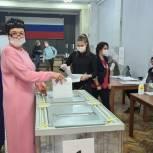 Волгоградские единороссы стали лидерами на выборах депутатов Государственной Думы восьмого созыва