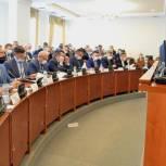 Первое заседание Законодательного собрания Нижегородской области VII созыва пройдет 5 октября