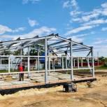 В посёлке Мисяш идет строительство нового ФАПа