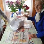 Старейшие жители отдают свой голос