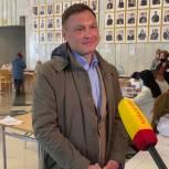 Николай Николаев: От выбора избирателей зависит повестка страны на ближайшие пять лет