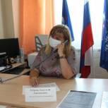 Анастасия Реброва окажет помощь нуждающимся жителям Ровенского района и на ремонт музыкального зала в детском саду