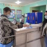 Выборы в Судиславском районе проходят активно