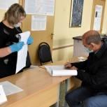 Владимир Мутовкин сделал свой выбор на выборах губернатора Пензенской области и депутатов нижней палаты парламента