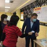 Павел Покровский: трехдневный режим голосования — это очень удобно