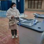 Главврач Ирина Морозова: «Для защиты здоровья избирателей сделано все необходимое»