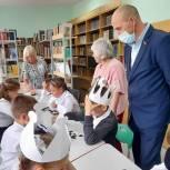 В кузбасской сельской школе открыли «Точку Роста»
