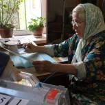 Для жителей Островского района Костромской области сохраняется возможность проголосовать на дому