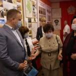 В Тбилисском районе открыли школьный музей