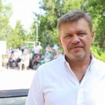 Олег Павлов поблагодарил курян за поддержку на выборах