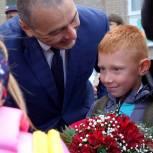 1 сентября во всех школах Еманжелинского района прошли торжественные линейки