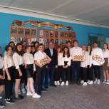 Депутат гордумы Виктор Чигвинцев провел открытый урок «Ростов - твое будущее!»