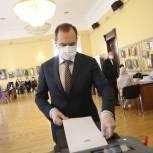 Главы регионов: Каждый гражданин России – участник большого избирательного процесса