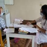 В Волгоградской области в рамках партпроекта «Здоровое будущее» прошла акция «Десант здоровья»