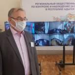 Руслан Устов заявил о беспрецедентном контроле за ходом выборов в Адыгее