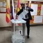 В Спасском районе проходит голосование за депутатов Государственной Думы РФ восьмого созыва