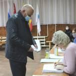 Глава администрации Шацкого района Александр Нечушкин сделал свой выбор