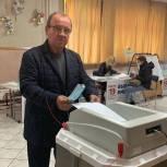 Виктор Селиверстов: В Москве созданы все условия для комфортного голосования