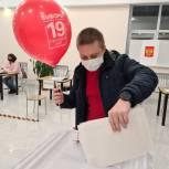 Предварительные двух дней голосования на парламентских выборах