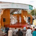 Дворовый семейный клуб в Южноуральске отметил свой День рождения