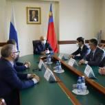 Сергей Цивилев встретился с членами Федерального Собрания от Кузбасса