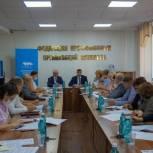 Депутаты и профсоюзы Кузбасса обсудили народную программу «Единой России»