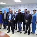 Владимир Константинов: «Крымчане доверяют «Единой России», именно с нашей партией связывают своё будущее»