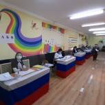 В Якутске в 08:00 открылись все избирательные участки для голосования