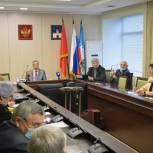 Совет ветеранов Сергиево-Посадского городского округа отчитался об итогах работы за год