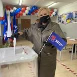 Светлана Каменская: Участие в выборах является важным и ответственным делом