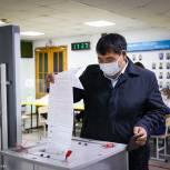 Алексей Еремеев: Каждый из нас голосует, прежде всего, за развитие, будущее страны