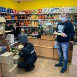 В Первоуральске Народный контроль совместно с полицией пресек распространение поддельного алкоголя