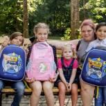 Участники акции «Собери ребенка в школу» помогли тысячам семей по всей стране подготовиться к 1 сентября