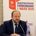 Денис Губин: Работа системы избирательных комиссий выстроена четко