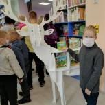В Оленегорске открылась модельная библиотека «с северным характером»