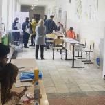 Наблюдатели: Уборка и дезинфекция избирательных участков проходят по графику