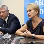 Татьяна Василенко и Сергей Гомоляко продолжат работать в Челябинской области