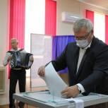 Главы регионов: Голосуя, мы вместе формируем единую команду развития субъектов и России