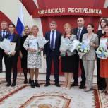 В Чебоксарах наградили победителей Международного «Диктанта Победы» из Чувашии