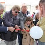 В Венгерово Новосибирской области отремонтировали детскую школу искусств